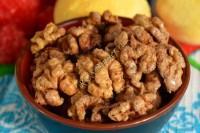 Грецкие орехи в сахаре с корицей