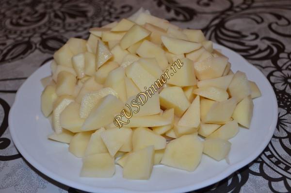 Советы по приготовлению картофеля