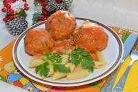 Мясные шарики по-итальянски