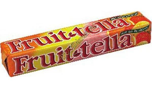 Фруттелла жевательные конфеты