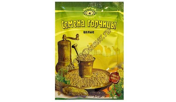 Горчица зерновая сухая