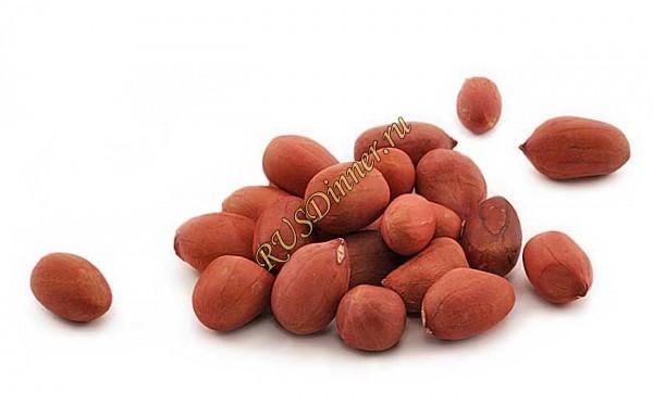 Орехи арахис