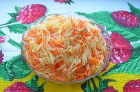 Салат из капусты как в столовой