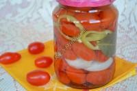 Солёные помидорки